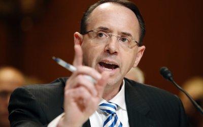 Congress Can Jail Rosenstein If Necessary
