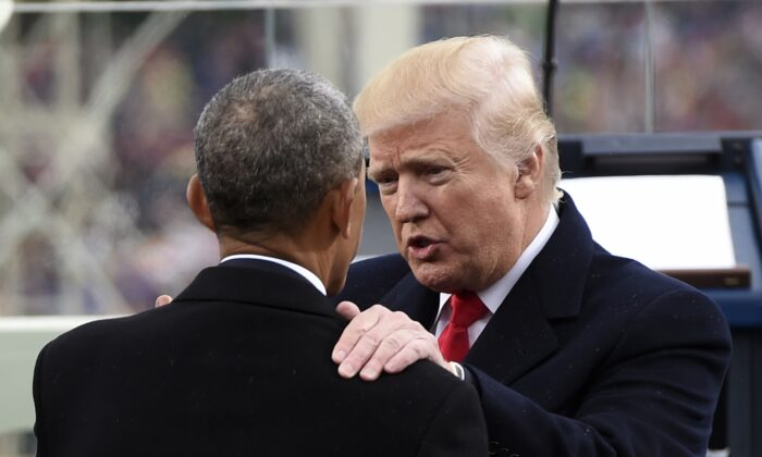 Trump Is Coming For Obama
