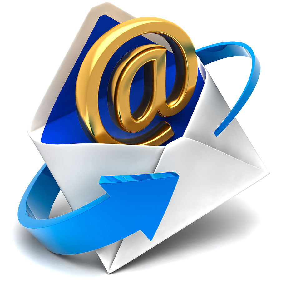 Contact Us Today via Email!