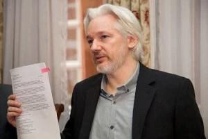 Julian Assange Wikileaks Founder