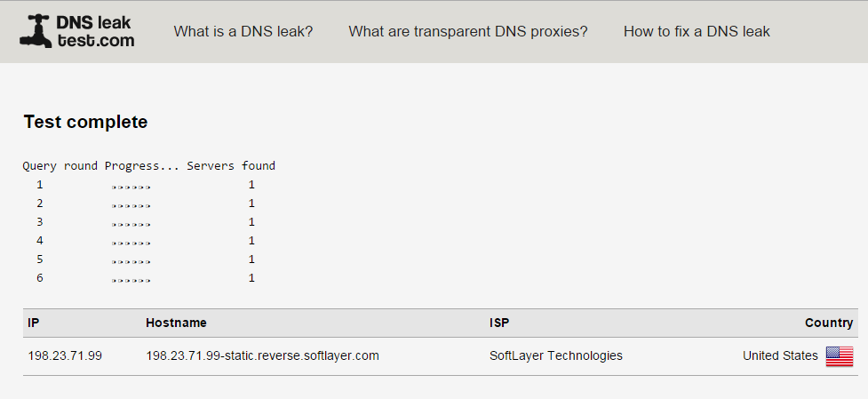 DNS Security Test, Freedom Hacker