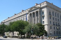 Headquarters of the U.S. Department of Justice