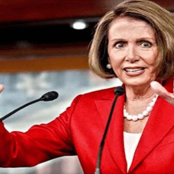 "Nancy Pelosi Teases ""Democrats Can Declare Emergency To Take Guns"""