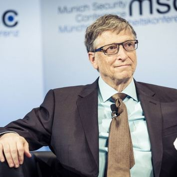 "Billionaire Bill Gates Slams AOC's Tax Plan; ""She's Missing The Picture"""