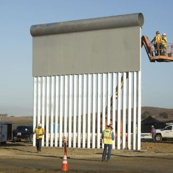 HUGE Win for 'We Build The Wall' Company, Starts Building Wall Where It's Never Been Before