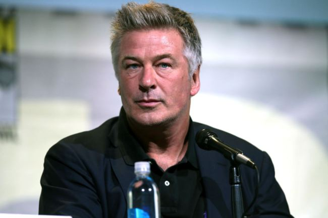 "Alec Baldwin Claims Russia Killed Jeffrey Epstein: ""They're in Charge of Everything"""