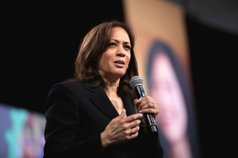 WHOA! What Happened to Kamala Harris' Face?