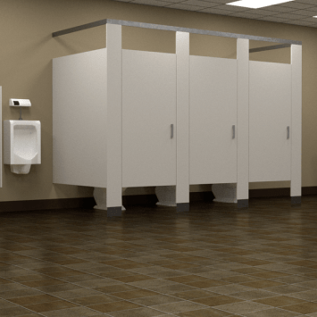 EWW! You're Getting Feces On Your Hands Every Time You Use Public Restroom