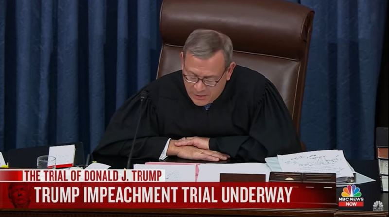 Chief Justice Roberts Does This For the First Time in His History As Chief Justice