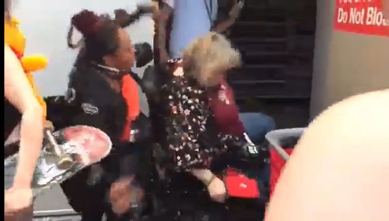 Barbaric Animals Attack Disabled Woman in Wheelchair While Looting Store in Minneapolis