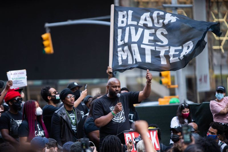 Rapper Exposes Black Lives Matter by Telling Everyone Who Is Really Behind It