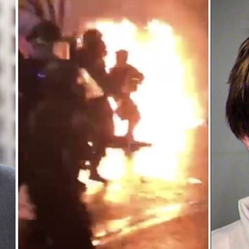 You Won't Believe What's Happening to Antifa Terrorist Who Threw Molotov Cocktail At Police