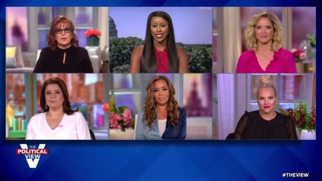 Congressional Candidate Kim Klacik Rudely Interrupted by 'The View' Co-hosts (VIDEO)