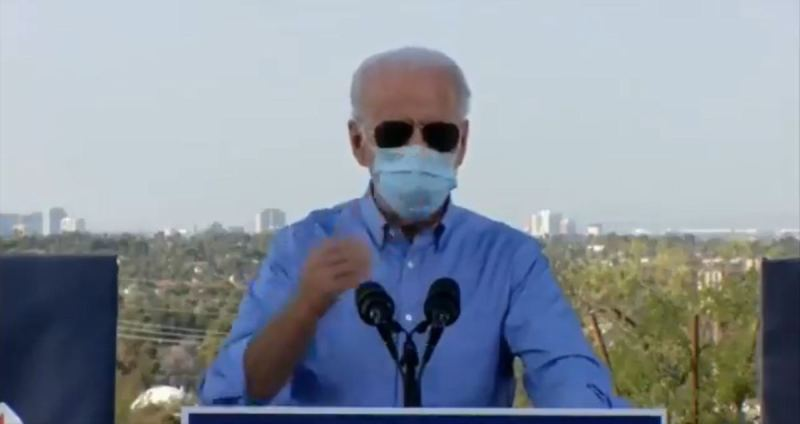 WATCH: Confused Joe Biden Is A Walking Health Hazard – Repeatedly Goes Around without Mask