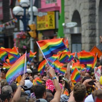 Liberal Agenda is Infecting Youth As LGBT Population Grows, Guess Which Group is the Largest?