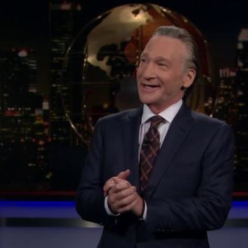 WOW! Trump Hating Bill Maher Comes to President's Defense