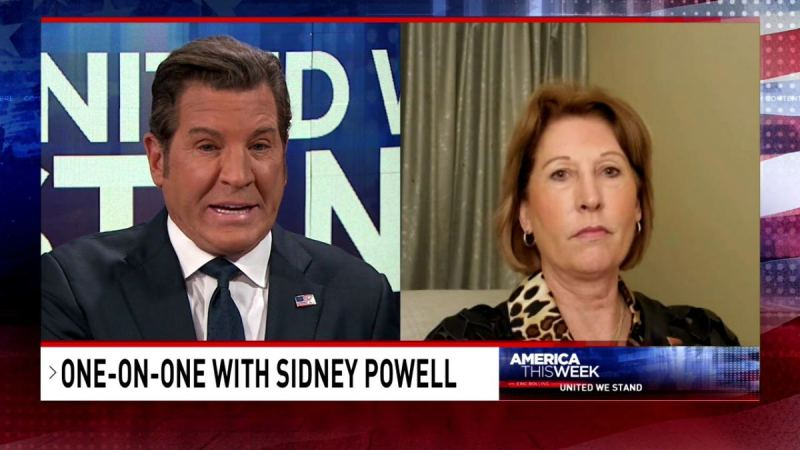Attorney Sidney Powell Makes HUGE Prediction on Election Results
