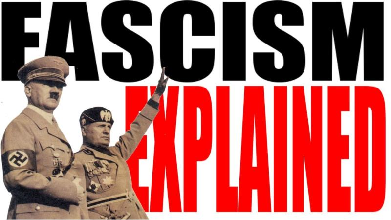 The Ridiculous Irony Of Calling Trump A Fascist