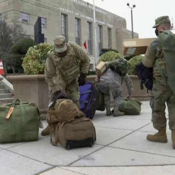 U.S. Government Doesn't Trust Our Troops, So FBI Takes Action