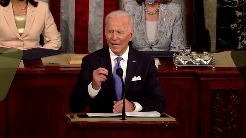Biden's Speech to Congress BOMBED While Sen. Tim Scott's Speech SOARED…Here's Why