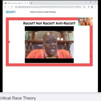 Leaked Teacher Training Video Shows How Critical Race Theory is Being Pushed on Teachers