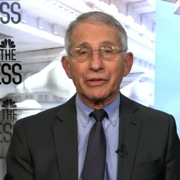 WATCH: Quack Dr. Fauci Says Masks Are Here to Stay