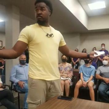 POWERFUL: Black Father SLAMS ȻRT in Front of School Board (VIDEO)