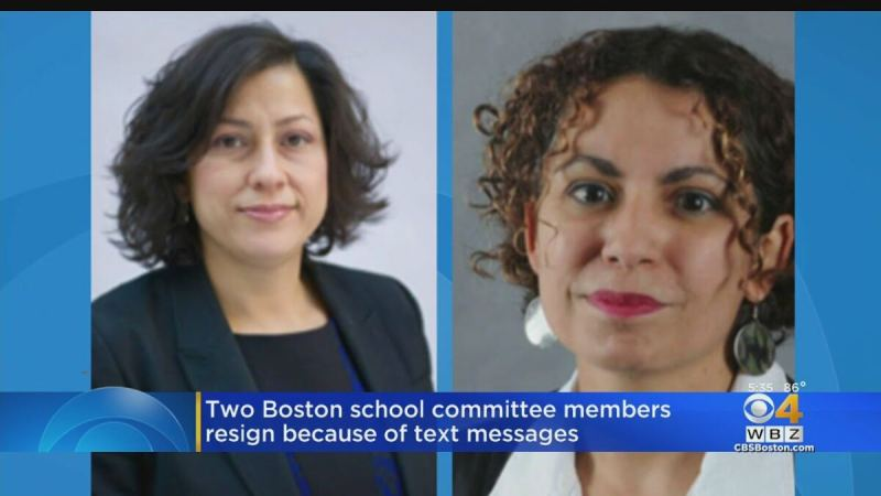 Two Public School Officials Resign After Anti-White Racist Texts Leaked, Then Tries Playing Victim!
