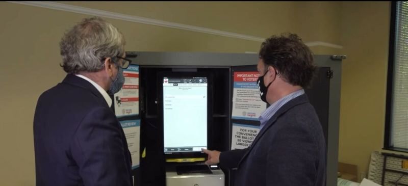 Dominion Machines' Secret Backdoor Discovered in Michigan – This Could Change Everything