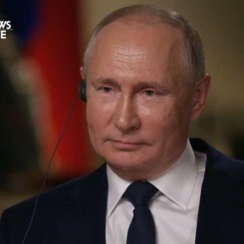 "WATCH: Vladimir Putin Compares Joe Biden Against President Trump, ""Extraordinary, Talented, Colorful Individual"""