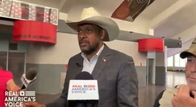 MUST WATCH: Vernon Jones OBLITERATES Reporter Asking Ridiculous Question