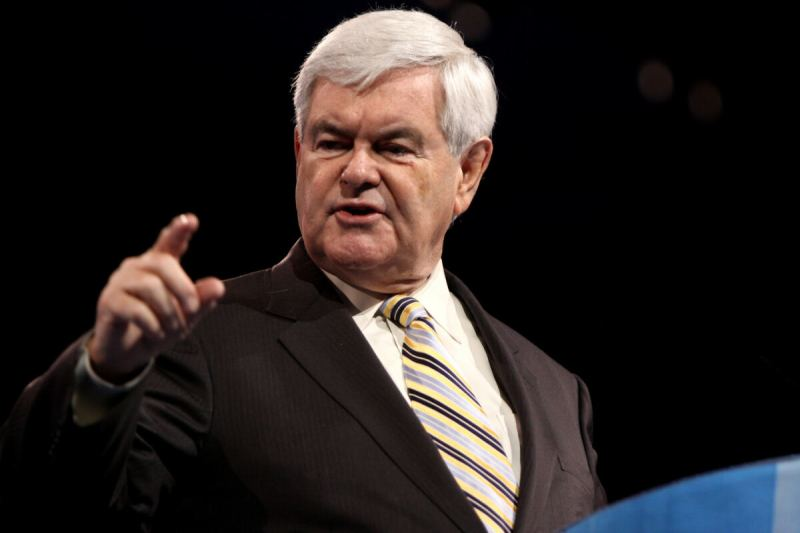 """""""This Is the Greatest Threat to the United States Since the Civil War,"""" Says Newt Gingrich"""