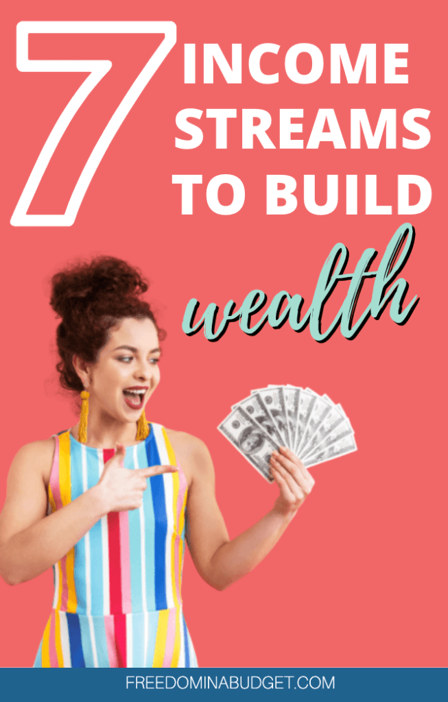 Today I'm showing you how I built 7 income streams that bring in over $10,000 a month. I'll break down each income stream and show you how you can do this as well!