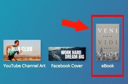 canva ebook