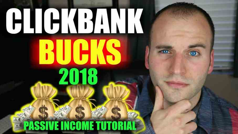 make money on clickbank 2018