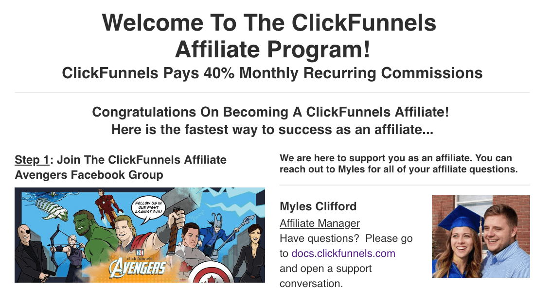 Clickfunnels Affiliate Payout Fundamentals Explained