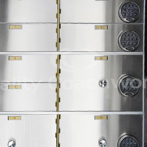 Cannabis / Cash Transport & Delivery Security Lockers