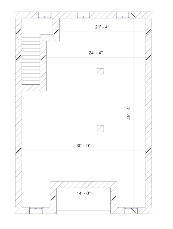Plan of the Residence