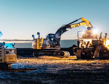 Built Robotics raises $33M for its self-driving construction equipment