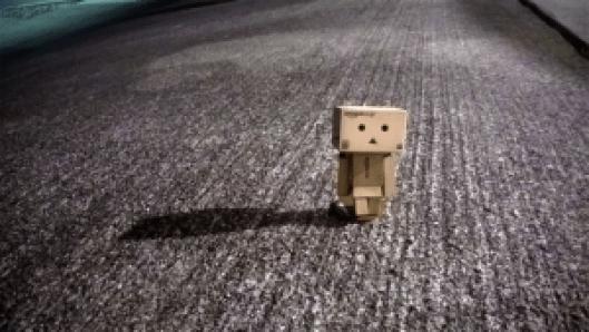 Poor robot