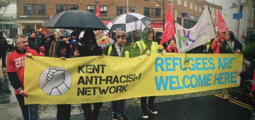 kent antifascism