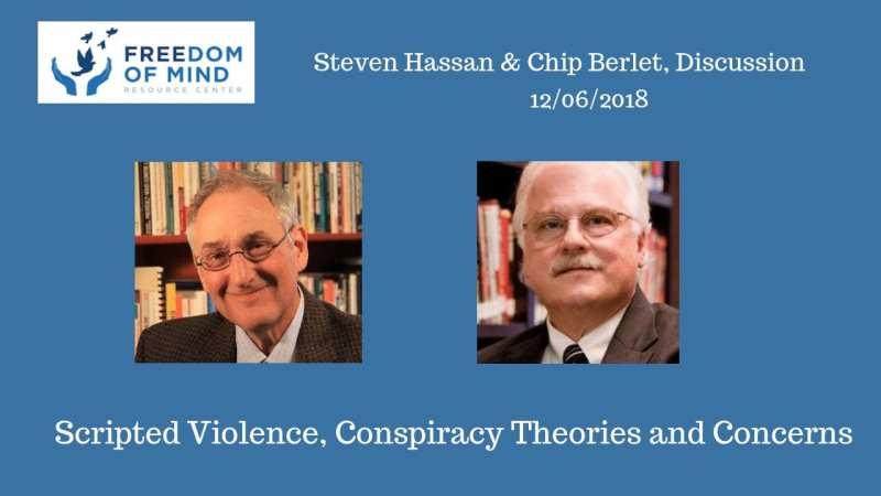 Steven Hassan & Chip Berlet interview