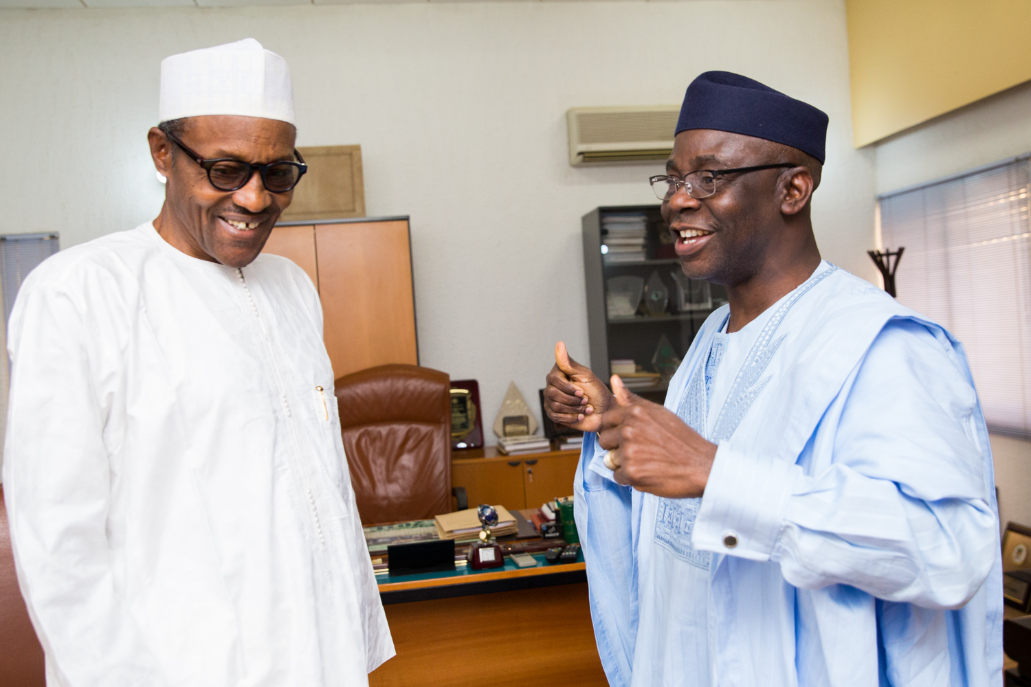 Image result for Tunde Bakare: I pray Buhari
