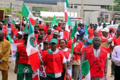 Image result for TUC, NLC ask F.G. to disregard ULC's threat