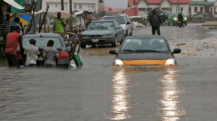 Lagos Govt Closes Down Ahmadu Bello Way in VI — Metro Lekki Flood