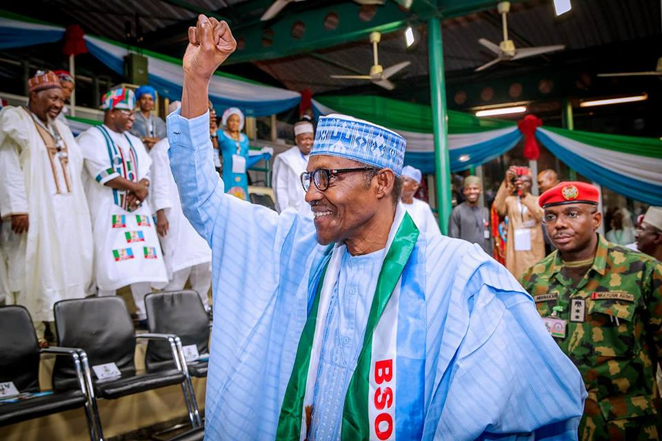 Image result for Buhari To APC: We Have Not Won or Lost, Stay Vigilant