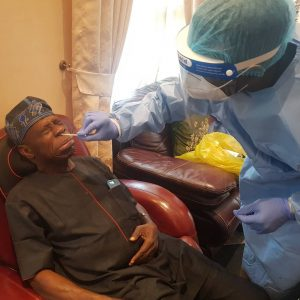 Covid-19: Obasanjo 'dey kampe', tests negative