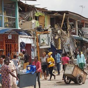 Residents, traders express shockover demolition of FESTAC Town market