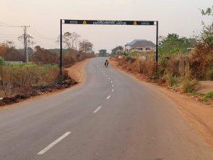 Ugwuanyi inaugurates 12km Adoration-Ugwuomu Nike-GO Uni Road