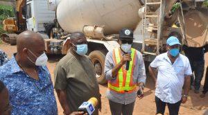 Enugu Govt shuts T-Junction for construction of  flyover